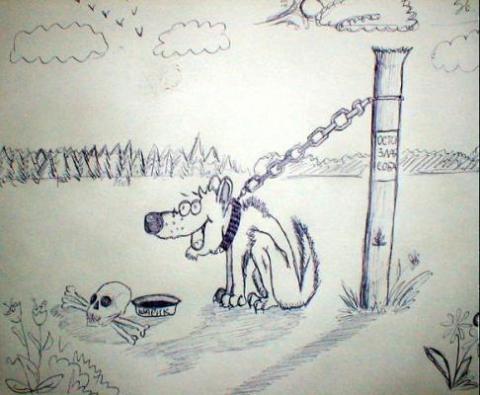 Звеновые рисунки 7