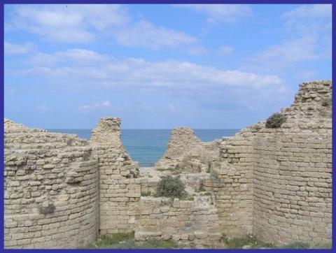 """Старая крепость.В поисках  """"Скаут-Хендж"""" март.2006"""