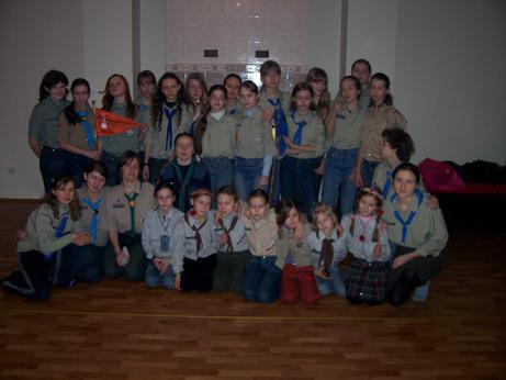 Рождественский лагерь 2007