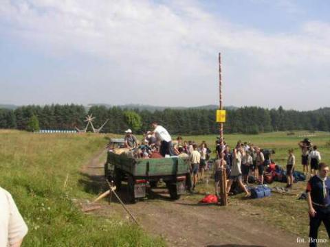 Eurojam-2003 (III Джамбори Федерации Скаутов Европы) 21