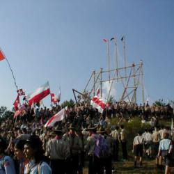 2-10 августа 2003 г., д. Желязко, Польша 20