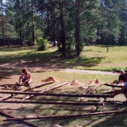 """1 подготовительный лагерь российской команды к """"Eurojam-2003"""" 39"""