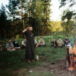 """1 подготовительный лагерь российской команды к """"Eurojam-2003"""" 99"""