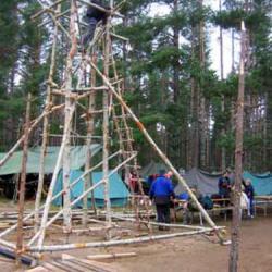 Финское Джамбори TARUS-2004