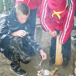 Лагерь патрульных лидеров Карелии