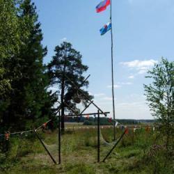 Ворота Георгиевского подлагеря