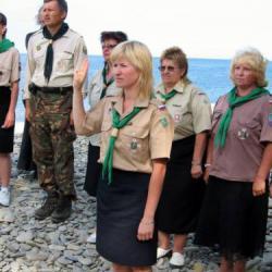 """лагерь """"Анапский бриз"""" 2006"""