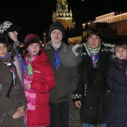 Скауты Калининграда: зима 2006-2007