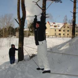 Курсы Патрульных (Вожаков) НОРС-Р в Петрозаводске (23-25 февраля 2007 г.) 17