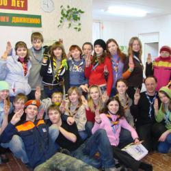 Курсы Патрульных (Вожаков) НОРС-Р в Петрозаводске (23-25 февраля 2007 г.) 28