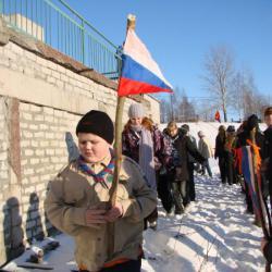 Курсы Патрульных (Вожаков) НОРС-Р в Петрозаводске (23-25 февраля 2007 г.) 54