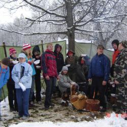 Парад и праздничный бивуак в Павловске 76