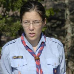 Инструктор женского подлагеря