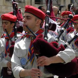 Пасха - 2008. Иерусалим. Старый город