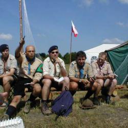 2-10 августа 2003 г., д. Желязко, Польша 19